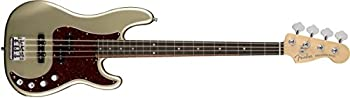 Fender American Elite Precision Bass 4-String Electric Guitar