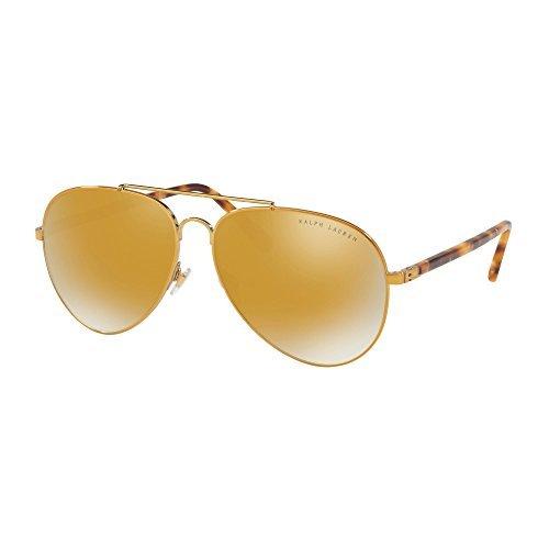 Ralph Lauren 0Rl7058, Gafas de Sol para Mujer, Antique Gold ...