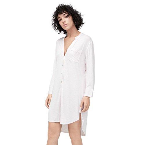 - UGG Women's Vivian Knit Stripe, Seashell Pink/White, S