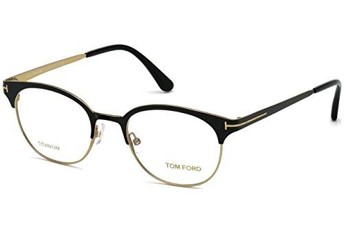 Eyeglasses Tom Ford FT 5382 005 - Optical Tom Round Frame Ford