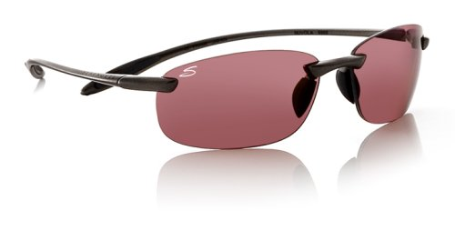 c716c4180c Amazon.com  Serengeti Nuvola PolarMax Rose Sunglasses (PolarMax ...