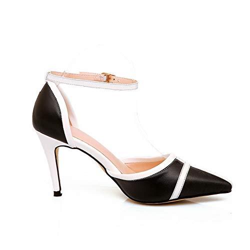 Sandales APL11005 Noir Compensées BalaMasa Femme d5nwgqnSx
