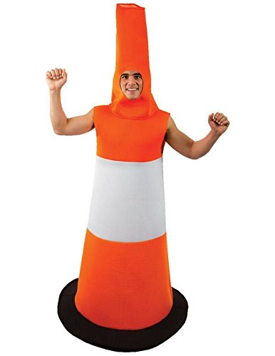 Road Cone Costume]()