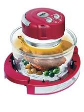 IMARFLEX Halogen Oven Convection Oven 12 L Red IB-703 By Thaidd