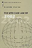 The WTO Case Law Of 2002 : The American Law Institute Reporters' Studies, , 0521834228