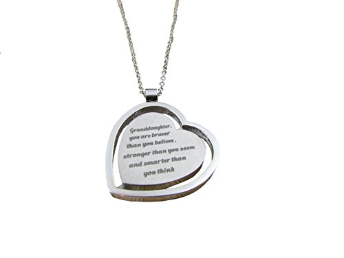 Granddaughter braver believe Pendant Necklace product image