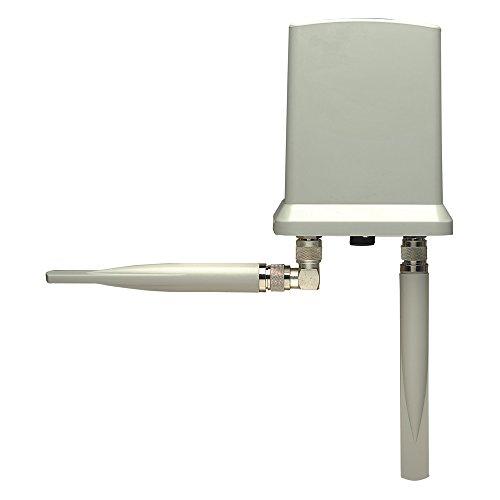 Intellinet Wireless 300N Outdoor PoE Access Point - Intellinet Mimo Wireless