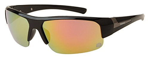 Margaritaville Margaritaville License To Chill Polarized Rectangular - Branded Sunglasses