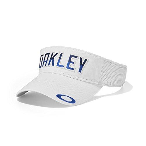 オークリー バイザー(吸汗速乾) OAKLEY BG MESH VISOR 4.0 911989JP (WHITE)