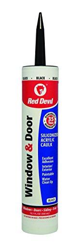 red-devil-084660-window-door-siliconized-acrylic-caulk-101-ounce-black