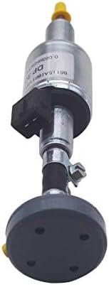 Facibom 12V DP30 Heater Fuel Pump with Dampener 86115A 86115B Replace for Webasto Heater