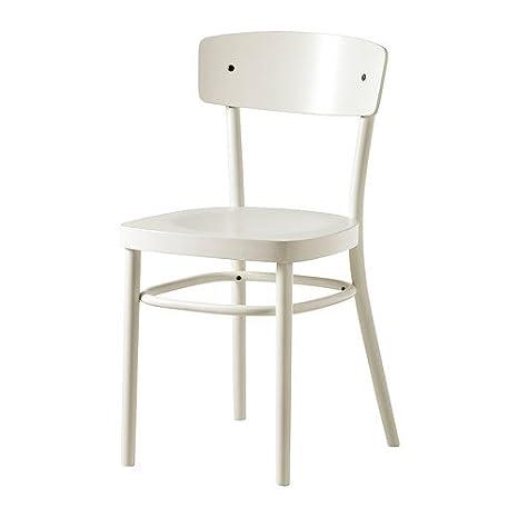 Ikea IDOLF - Presidente, Blanco: Amazon.es: Hogar
