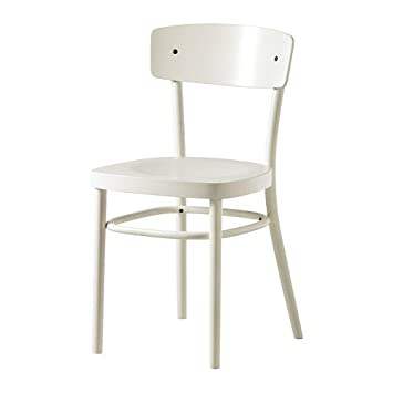 Strange Ikea Idolf Chair White Amazon Co Uk Kitchen Home Alphanode Cool Chair Designs And Ideas Alphanodeonline