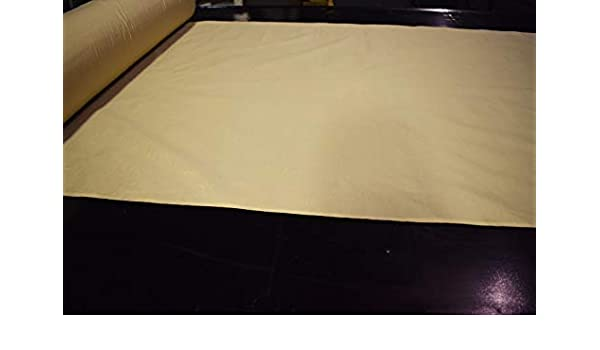 "Linen Beige Solid Color Quilting Fabric Craft Apparel Upholstery 45/"" Wide #58"