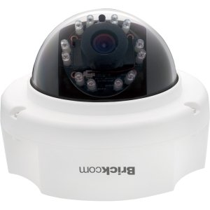 Brickcom FD-301AF 3MP HDTV F=4MM TRIPLE CODEC IR LED POE 2-WAY AUDIO DI/DO