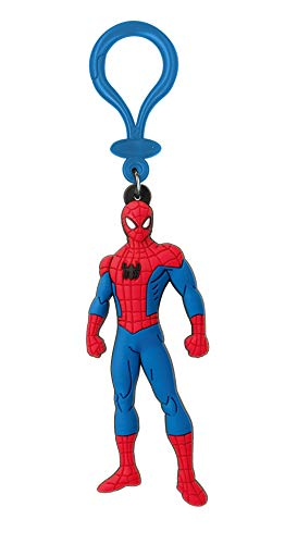 Spider-Man - Marvel Comics - Soft Touch Bag Clip