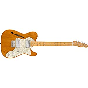 Fender Vintera '70s Telecaster Thinline – Maple Fingerboard – Aged Natural