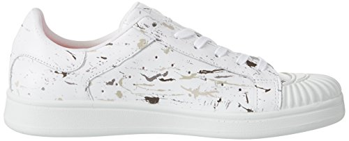 White 23637 Sneakers white Women''s Low Tamaris 197 Comb top q5wXUn4