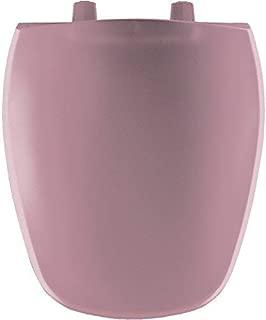 product image for Bemis 1240200 303 Plastic Round Toilet Seat, White