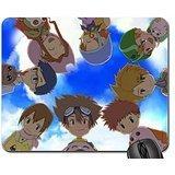digimon adventure 02 Mouse Pad, Mousepad (10.2 x 8.3 x 0.12 inches) (Manga Digimon)