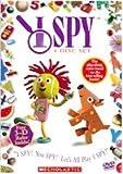 I SPY 4 PACK (DVD MOVIE SET 4-DISCS)