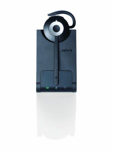 [해외]Jabra PRO 930 MS 모노 Lync 최적화 된 무선 헤드셋 Softphone 용/Jabra PRO 930 MS Mono Lync Optimized Wireless Headset for Softphone