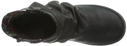 Blowfish Rabbit BF2486 - Botas para mujer, color negro, talla 36 Negro (Schwarz (Black))