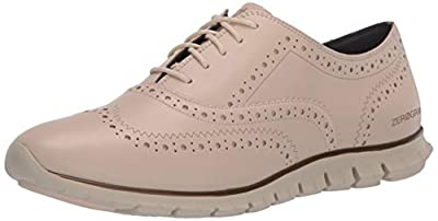 Cole Haan Women's Zerogrand Wing Ox Closed Hole Oxford Flat