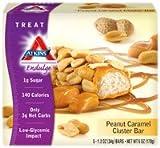 Cheap Atkins Endulge Bar Peanut Caramel Cluster — 5 Bars (Quantity of 4)