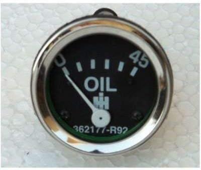 OIL PRESSURE GAUGE for FARMALL CUB 0-40 psi 31041DB CUB 1948 TO 1954