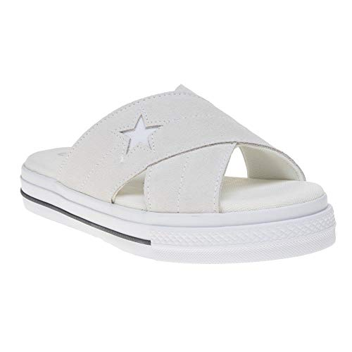 Converse One Star Womens Sandals White]()