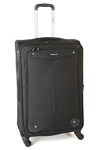 Swissdesign Trolley Reisekoffer Koffer Reisetasche Set (M+L+XL)