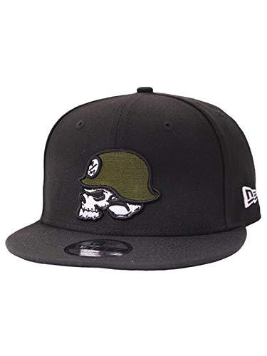 Metal Mulisha Logo Mens Hat - Metal Mulisha Men's Ogee New Era Snapback Adjustable Hats,One Size,Black