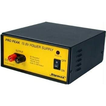 ProPeak 20 Amp Single Output Power Supply