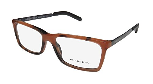 Burberry Eyeglasses BE2159Q 3518 Spotted Amber 54 16 140