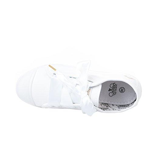 Uni Blanc Cuir Eddy 68 Femme Blouson Mai BPRttq