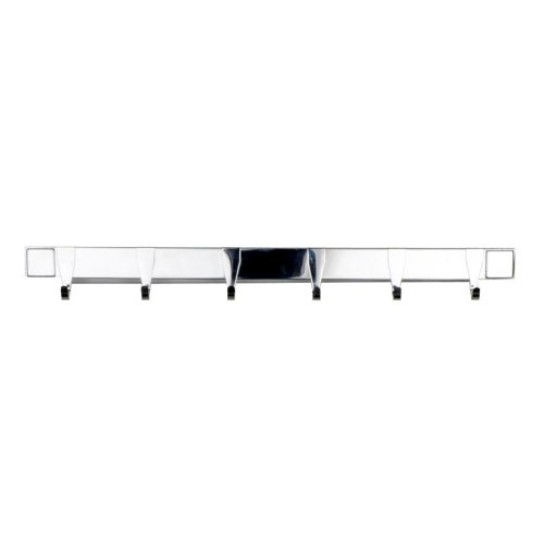 MIU France Polished Stainless Steel Hanging Tool Bar, 15-Inches