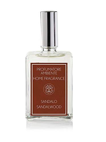 100 Ml Room Spray - Erbario Toscano Sandalwood Room & Linen Spray 100ml