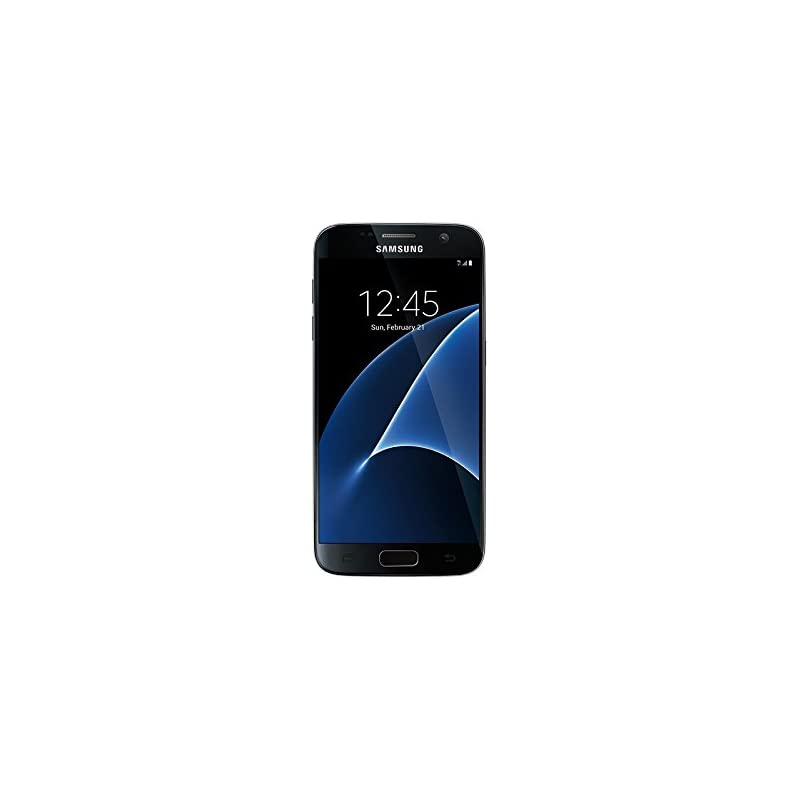 Samsung Galaxy S7 32GB G930A - AT&T Locked - Black Onyx (Certified Refurbished)