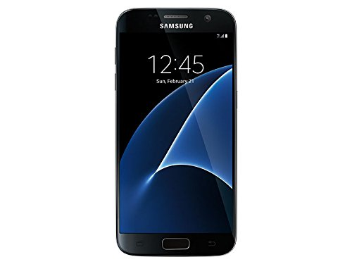 Samsung Galaxy S7 32GB G930T – T-Mobile Locked – Black Onyx (Certified Refurbished)