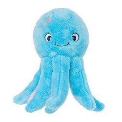 ZippyPaws Grunterz Grunting Plush Large Dog Toy - Oscar the Octopus