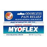 Myoflex Odorless Pain Relief Cream - 4oz (Quantity of 1)