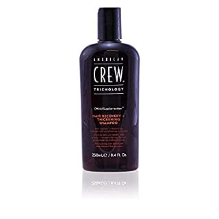 American Crew Hair Recovery + Thickening Shampoo For Men 8.4 Ounces (B0007CXWGK) | Amazon price tracker / tracking, Amazon price history charts, Amazon price watches, Amazon price drop alerts