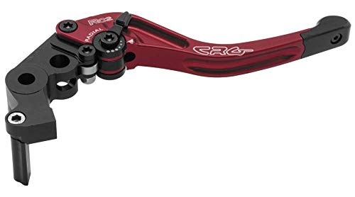 CRG RC2 Shorty Brake Lever Red 2RB-516-H-R