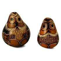 Handmade Christmas Ornaments Peruvian Owl