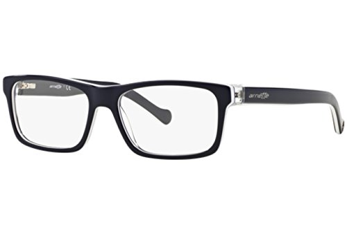 Arnette - SCALE AN 7085, Geometric, acetate, men, DARK BLUE CRYSTAL(1097), - Arnette Eyewear