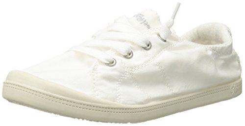 Jellypop Women's Dallas Sneaker, White, 8.5 Medium US