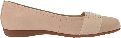 Women's Nude Samantha Trotters Ballet Flat fpdxTITwn