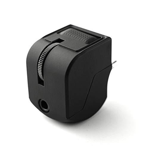 HibiscusElla Ps4 VR Auricular Auricular Adaptador Control de Volumen Chat y Sonidos de Juegos