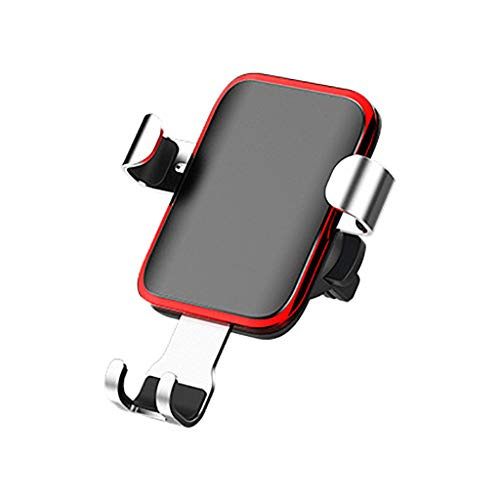 Redvive Top Universal in Car Holder Stand Air Vent Mount Clip Cell Mobile Phone Holder